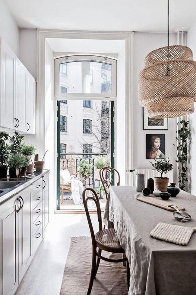 10 cách siêu nhanh và siêu dễ để tạo một không gian nấu nướng đẹp thanh lịch theo phong cách Scandinavian - Ảnh 11.