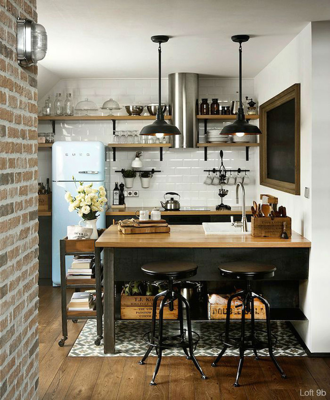 10 cách siêu nhanh và siêu dễ để tạo một không gian nấu nướng đẹp thanh lịch theo phong cách Scandinavian - Ảnh 3.