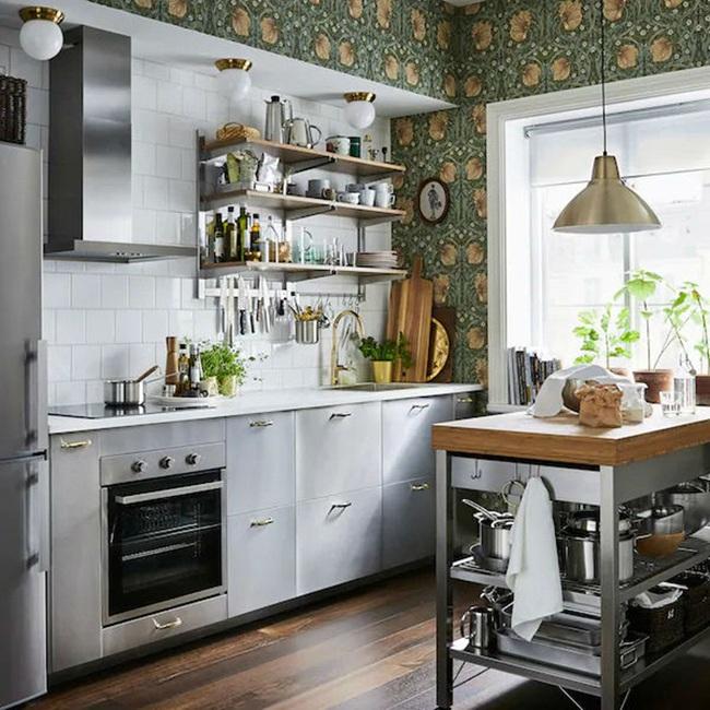 10 cách siêu nhanh và siêu dễ để tạo một không gian nấu nướng đẹp thanh lịch theo phong cách Scandinavian - Ảnh 4.