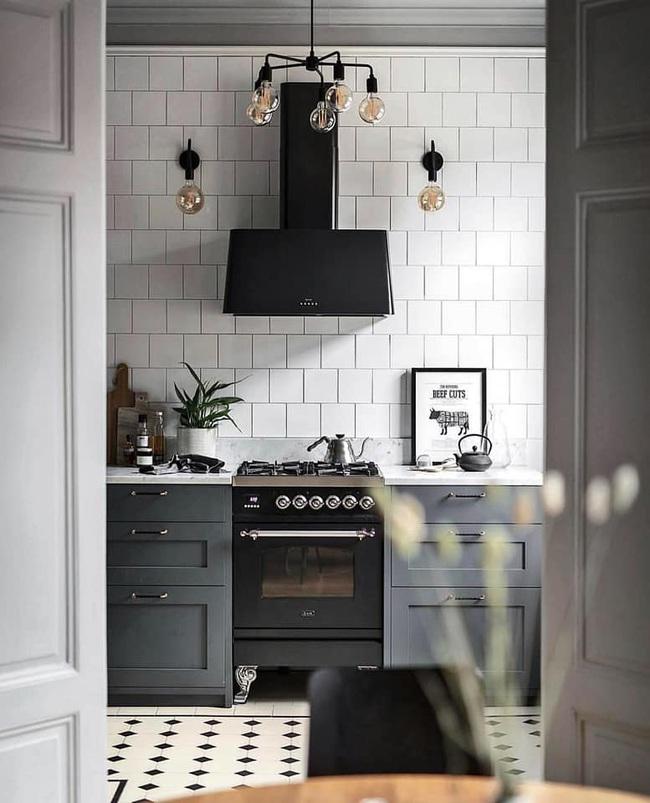 10 cách siêu nhanh và siêu dễ để tạo một không gian nấu nướng đẹp thanh lịch theo phong cách Scandinavian - Ảnh 5.