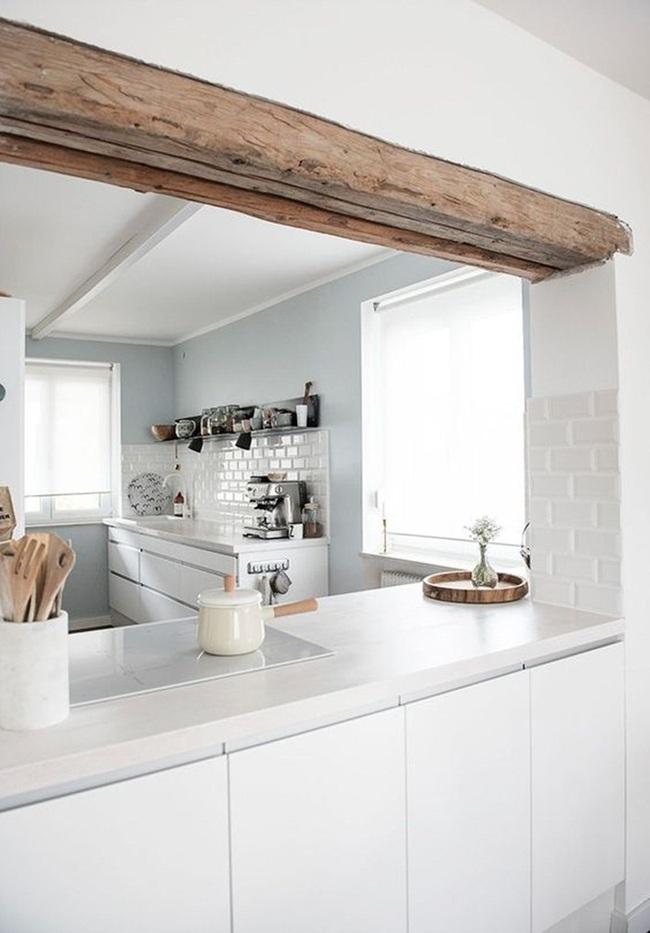 10 cách siêu nhanh và siêu dễ để tạo một không gian nấu nướng đẹp thanh lịch theo phong cách Scandinavian - Ảnh 6.