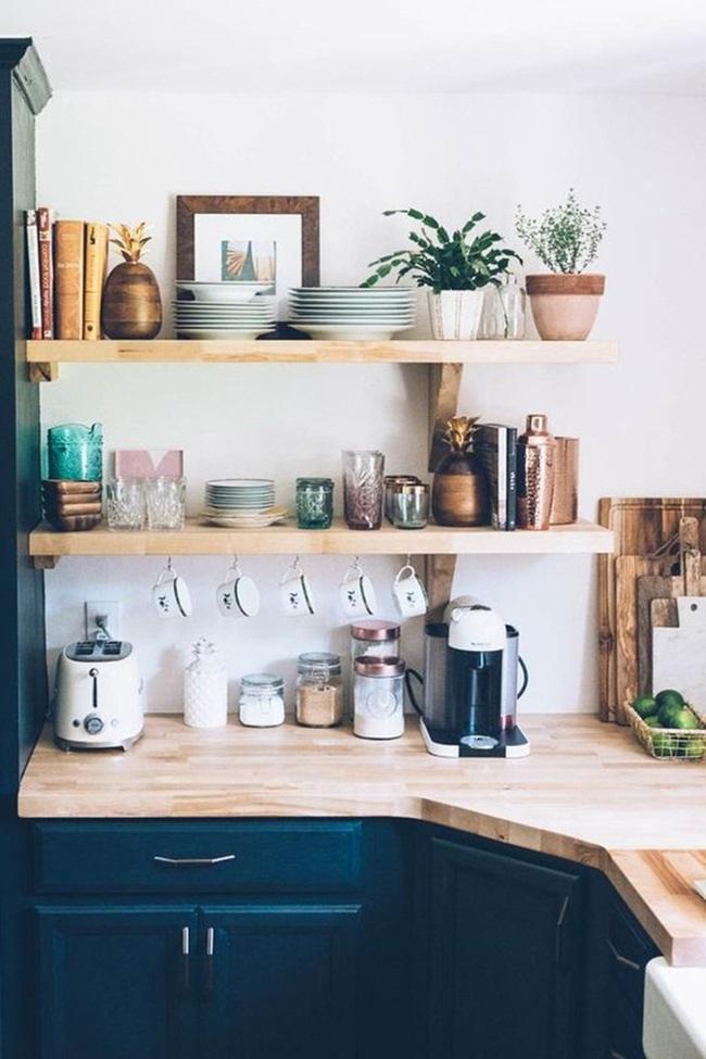 10 cách siêu nhanh và siêu dễ để tạo một không gian nấu nướng đẹp thanh lịch theo phong cách Scandinavian - Ảnh 8.