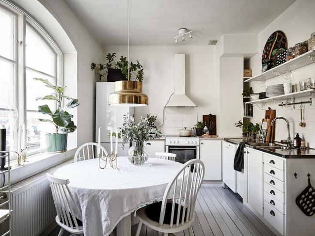 10 cách siêu nhanh và siêu dễ để tạo một không gian nấu nướng đẹp thanh lịch theo phong cách Scandinavian - Ảnh 10.