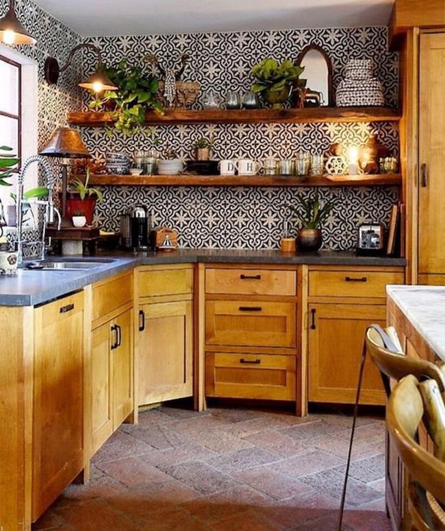10 ý tưởng thiết kế kệ siêu xinh cho nhà bếp đón năm mới - Ảnh 4.