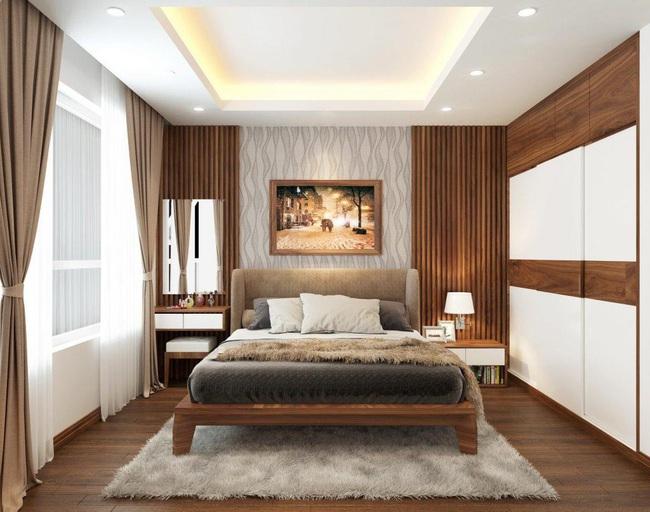 Tư vấn thiết kế căn hộ tập thể 52m2 với chi phí 140 triệu đồng - Ảnh 15.