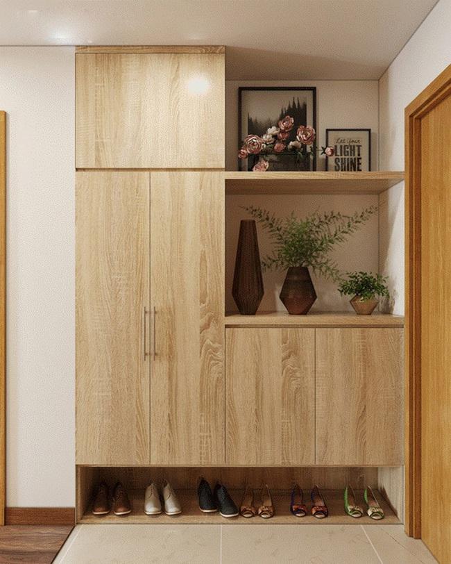 Tư vấn thiết kế căn hộ tập thể 52m2 với chi phí 140 triệu đồng - Ảnh 3.
