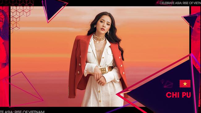 Thu Trang - Ngô Kiến Huy - Hoàng Thùy Linh - Chi Pu xác nhận tham gia WebTVAsia Awards 2019 - Ảnh 3.