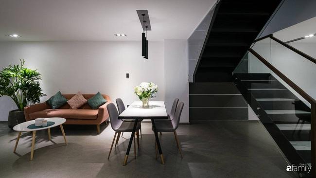 Ngôi nhà tối giản rộng 72m2 giúp con người được giao hòa với thiên nhiên ở quận 8, TP HCM - Ảnh 7.
