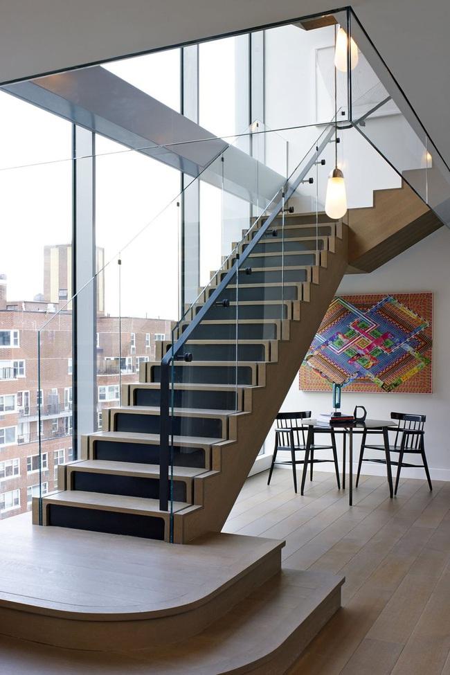 16 cách thông minh để tạo phong cách riêng cho không gian gầm cầu thang, chỉ nhìn thôi bạn đã chết mê - Ảnh 8.
