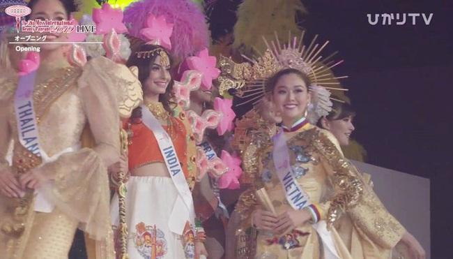 Chung kết Miss International 2019: Tường San xuất sắc giành giải Trang phục dân tộc đẹp nhất  - Ảnh 4.