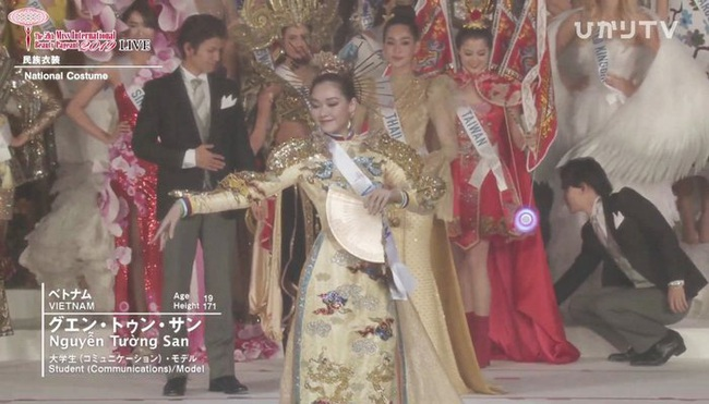Chung kết Miss International 2019: Tường San xuất sắc giành giải Trang phục dân tộc đẹp nhất  - Ảnh 5.