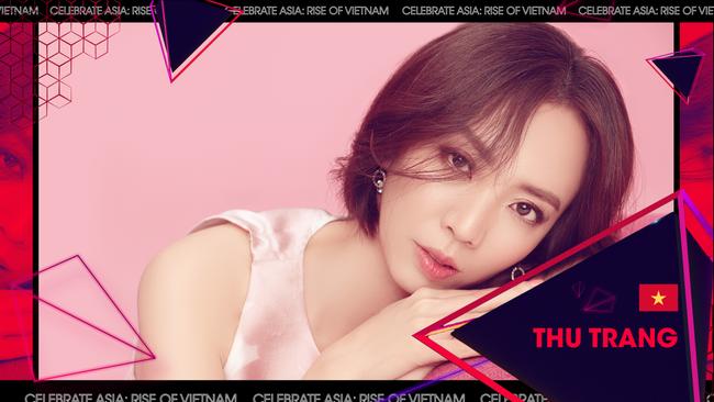 Thu Trang - Ngô Kiến Huy - Hoàng Thùy Linh - Chi Pu xác nhận tham gia WebTVAsia Awards 2019 - Ảnh 1.