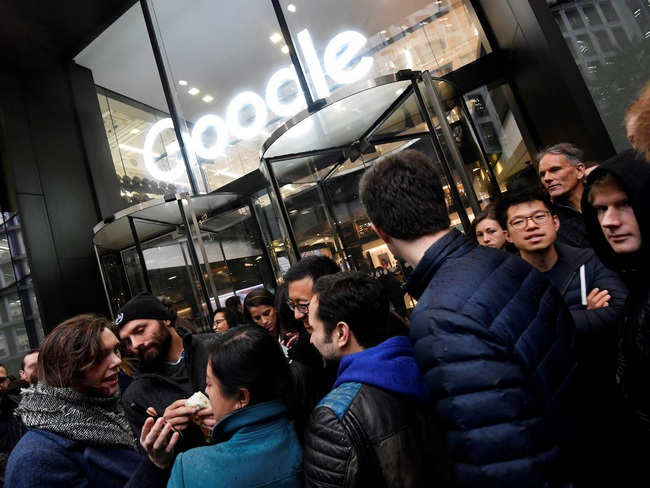 Google thẳng tay sa thải nhân viên vì làm lộ thông tin với giới truyền thông, rút ra bài học nếu muốn giữ chức thì im lặng là vàng! - Ảnh 2.