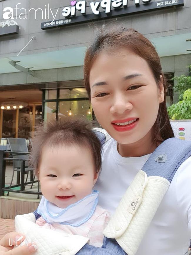 Thực đơn ăn dặm truyền thống chi tiết cho bé 8 tháng tuổi của mẹ đảm Bắc Ninh, các mẹ không cần nghĩ nhiều, cứ nhìn theo mà nấu - Ảnh 2.