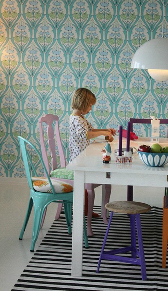 """Những ý tưởng tạo vẻ đẹp """"thời thượng"""" cho phòng ăn bằng bí quyết kết hợp nội thất - Ảnh 6."""