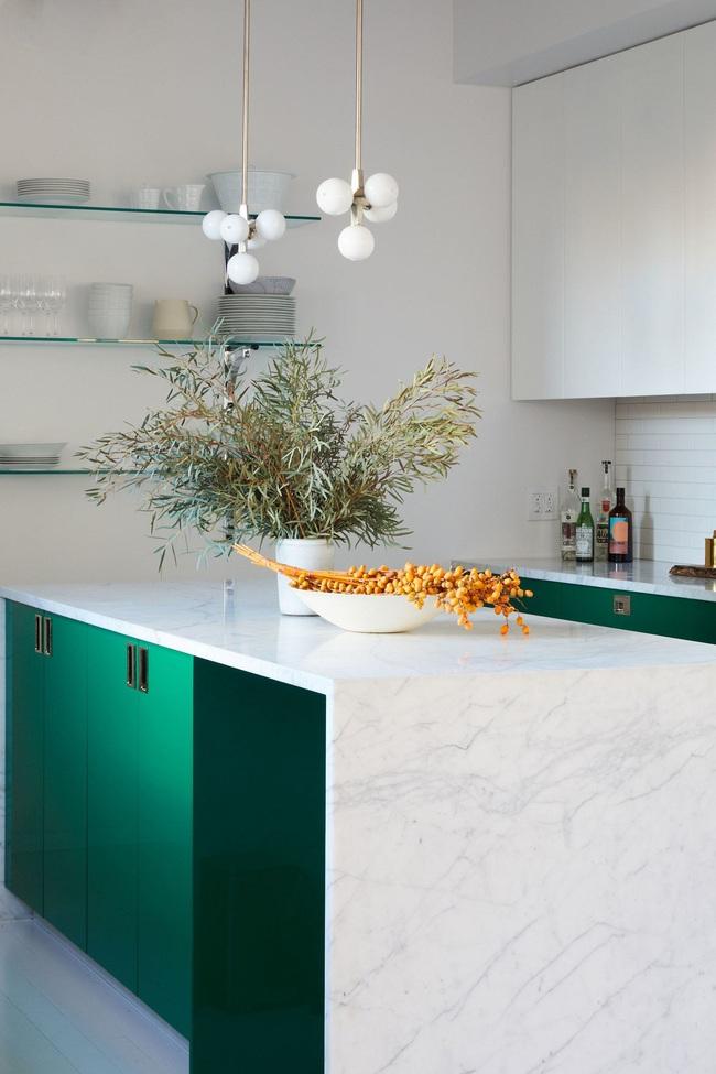 Thêm 15 mẫu thiết kế nhà bếp vô cùng bắt mắt khiến bạn chỉ muốn đứng mãi trong bếp nấu nướng mỗi ngày - Ảnh 7.