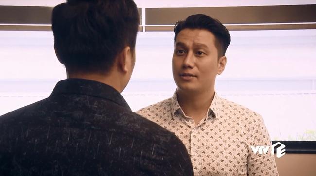 """""""Sinh tử"""" tập 9: Trọng Hùng bật nghiệp hội """"ô dù"""" tanh tách, Việt Anh muối mặt đi xin xỏ nhưng bị đuổi về vì ngu dốt - Ảnh 3."""
