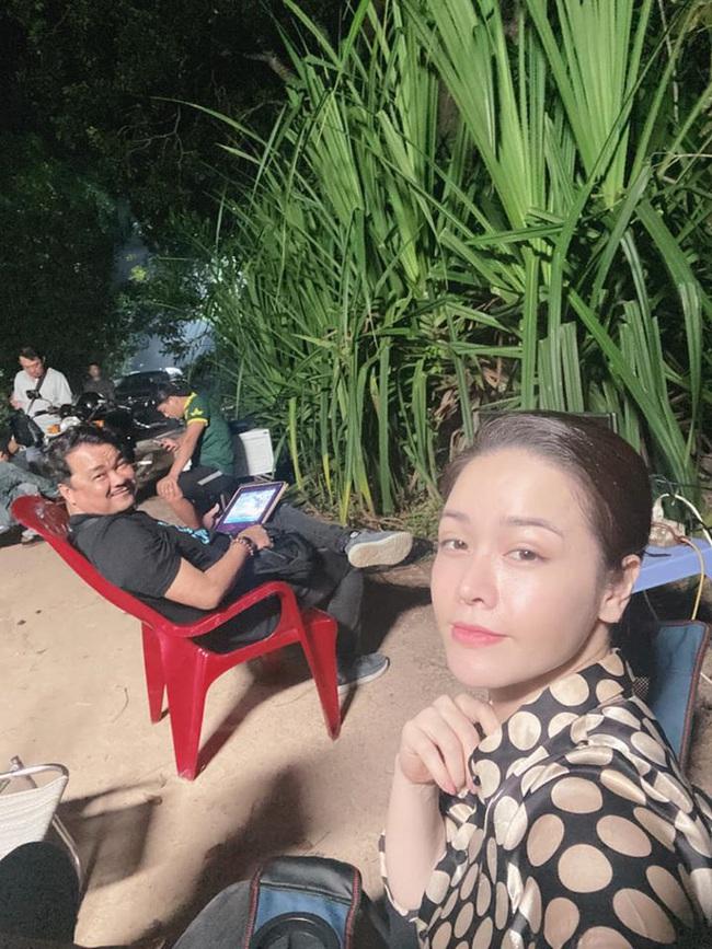 """""""Vua bánh mì"""": Nhật Kim Anh bơ phờ, mệt mỏi trên trường quay giữa ồn ào tố chồng cũ không cho gặp con - Ảnh 3."""