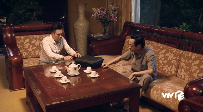 """""""Sinh tử"""" tập 9: Trọng Hùng bật nghiệp hội """"ô dù"""" tanh tách, Việt Anh muối mặt đi xin xỏ nhưng bị đuổi về vì ngu dốt - Ảnh 8."""