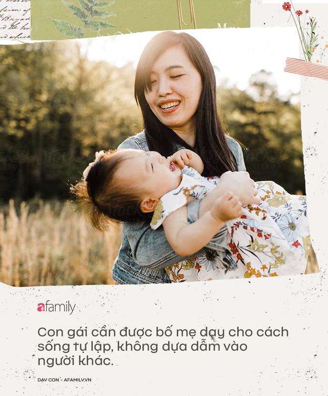 Muốn con gái một đời hạnh phúc, cha mẹ cần tránh tuyệt đối 5 sai lầm nuôi dạy sau - Ảnh 2.