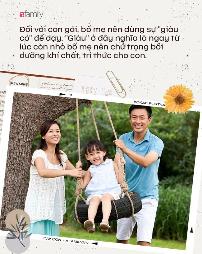 Muốn con gái một đời hạnh phúc, cha mẹ cần tránh tuyệt đối 5 sai lầm nuôi dạy sau - Ảnh 1.