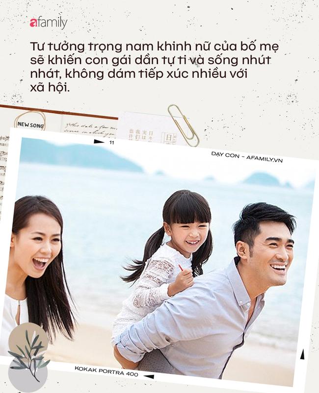 Muốn con gái một đời hạnh phúc, cha mẹ cần tránh tuyệt đối 5 sai lầm nuôi dạy sau - Ảnh 5.