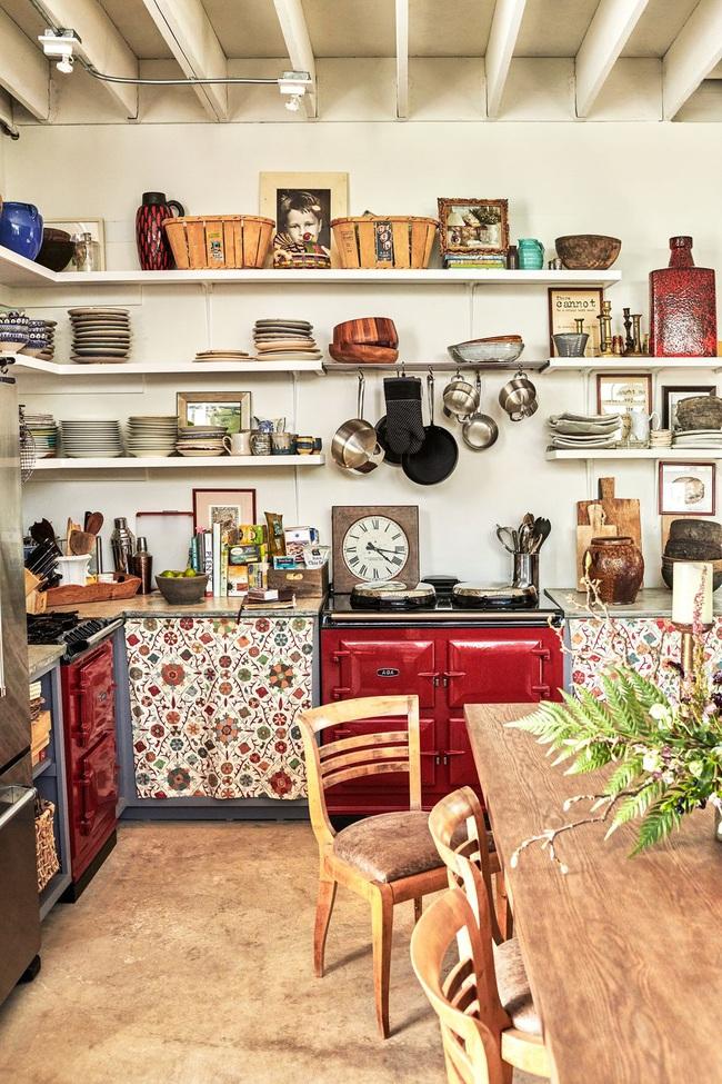 Thêm 15 loại sơn nhà bếp vô cùng bắt mắt khiến bạn chỉ muốn đứng mãi trong bếp nấu nướng mỗi ngày - Ảnh 10.