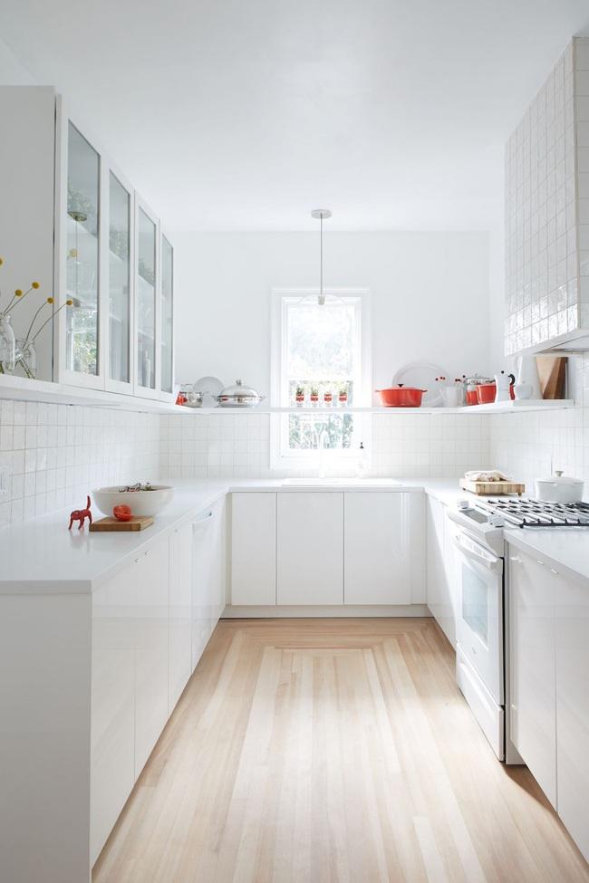 Thêm 15 loại sơn nhà bếp vô cùng bắt mắt khiến bạn chỉ muốn đứng mãi trong bếp nấu nướng mỗi ngày - Ảnh 2.
