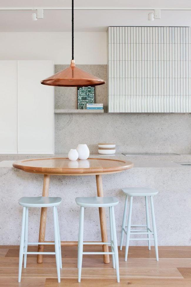 Thêm 15 loại sơn nhà bếp vô cùng bắt mắt khiến bạn chỉ muốn đứng mãi trong bếp nấu nướng mỗi ngày - Ảnh 4.