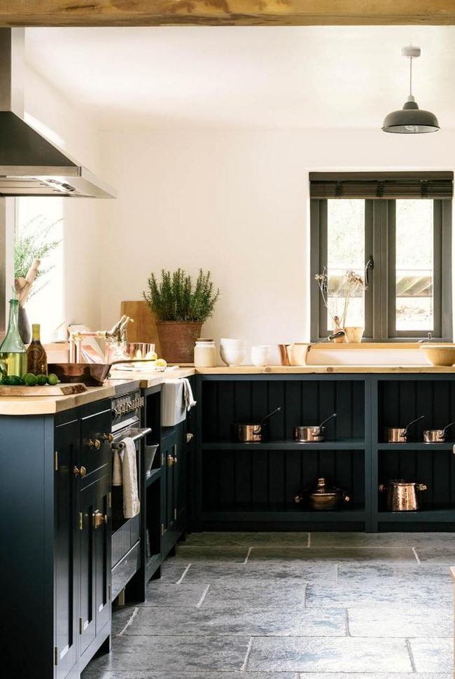 Thêm 15 loại sơn nhà bếp vô cùng bắt mắt khiến bạn chỉ muốn đứng mãi trong bếp nấu nướng mỗi ngày - Ảnh 5.