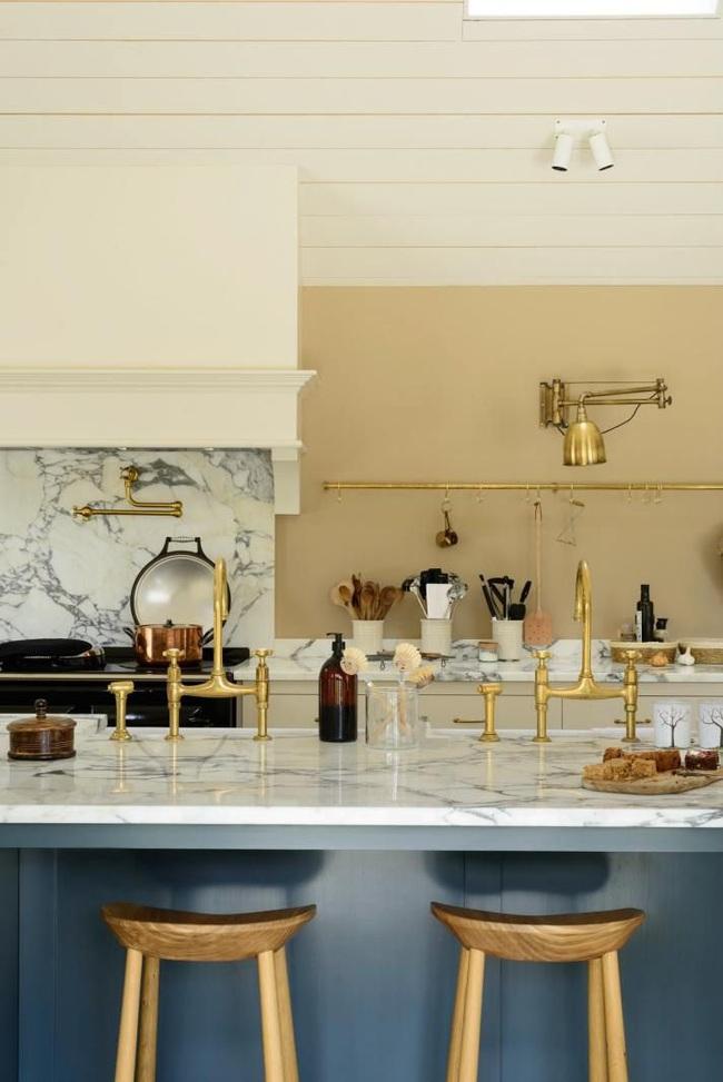 Thêm 15 loại sơn nhà bếp vô cùng bắt mắt khiến bạn chỉ muốn đứng mãi trong bếp nấu nướng mỗi ngày - Ảnh 8.