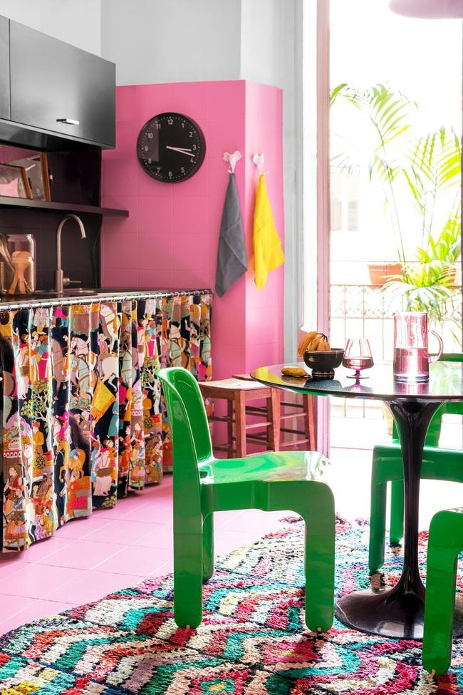 Thêm 15 loại sơn nhà bếp vô cùng bắt mắt khiến bạn chỉ muốn đứng mãi trong bếp nấu nướng mỗi ngày - Ảnh 9.