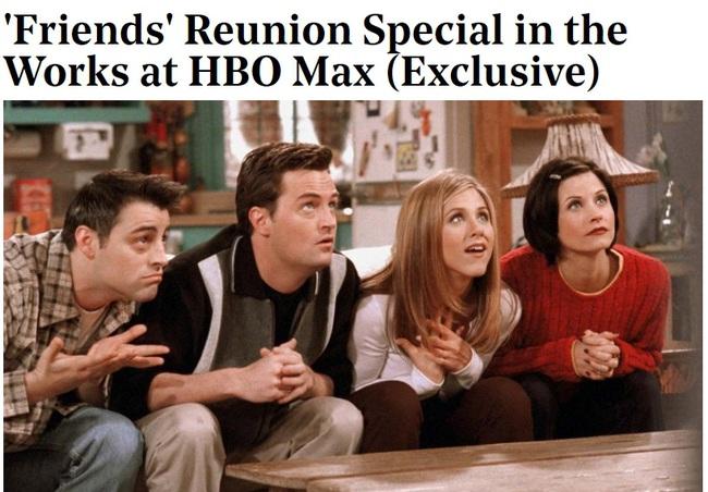 """Sau 25 năm, dàn diễn viên phim """"Friends - Những người bạn"""" bất ngờ tung thính về màn tái hợp với series thứ 11? - Ảnh 5."""