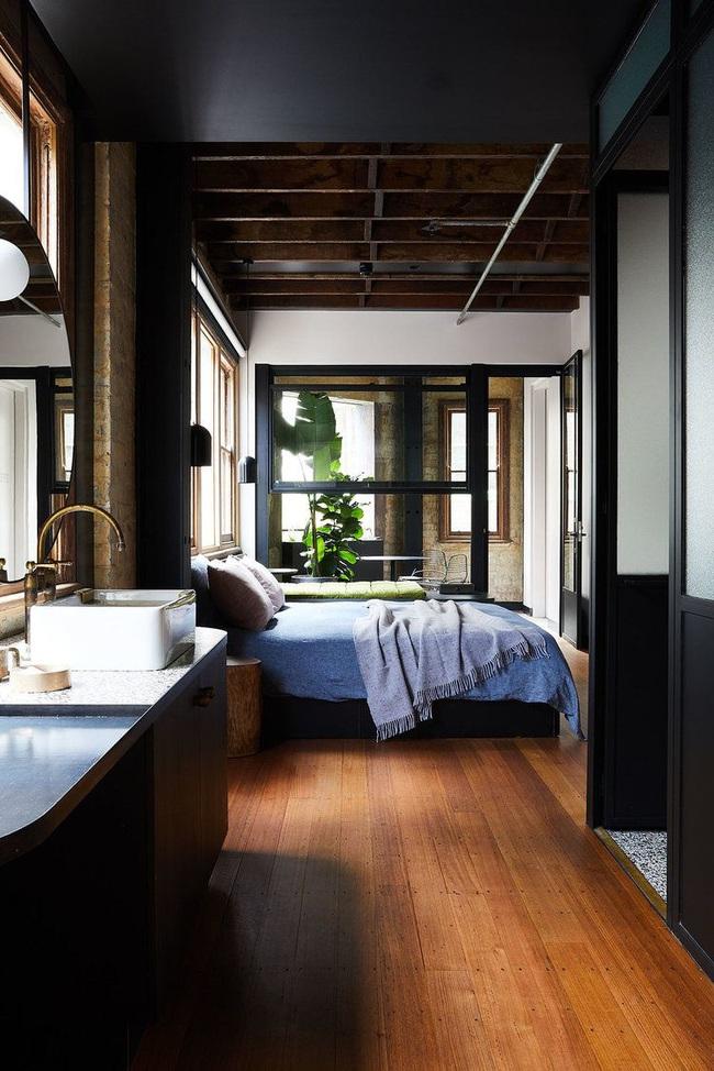 12 ý tưởng biến căn hộ studio hiện lên đẹp thoáng chẳng kém nhà cao cửa rộng - Ảnh 9.