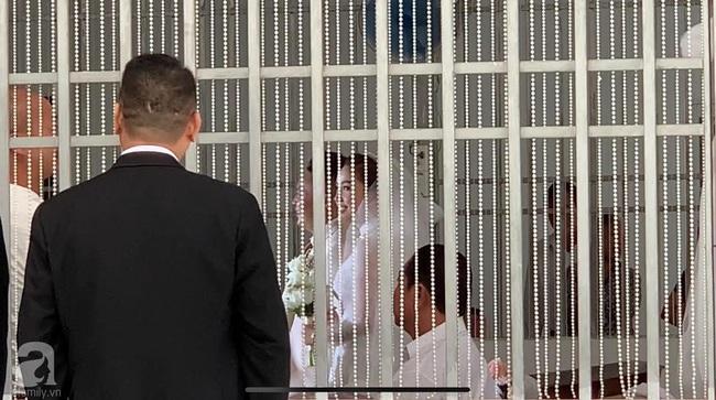 Toàn cảnh lễ rước dâu trong đám cưới Bảo Thy và bạn trai doanh nhân: Cô dâu đã về tới nhà chú rể, an ninh được thắt chặt cả buổi - Ảnh 27.