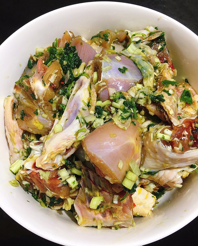 Món ngon cuối tuần: Lẩu gà lá é - Ảnh 5.