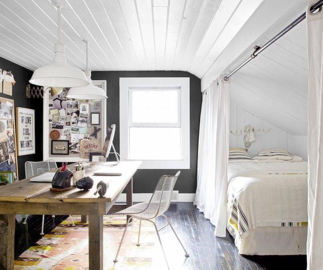 Học tập ngay 12 ý tưởng biến căn hộ nhỏ trở nên rộng và thoáng không kém gì nhà rộng - Ảnh 4.