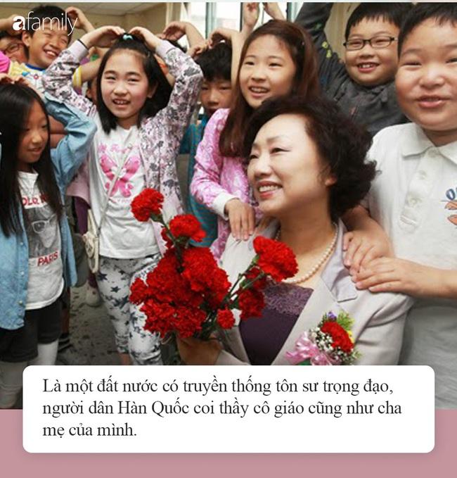 Ngó qua ngày Nhà giáo Hàn Quốc: Đủ mọi hoạt động kỷ niệm thú vị, thầy cô đã nghỉ hưu cũng luôn được nhớ tới - Ảnh 6.