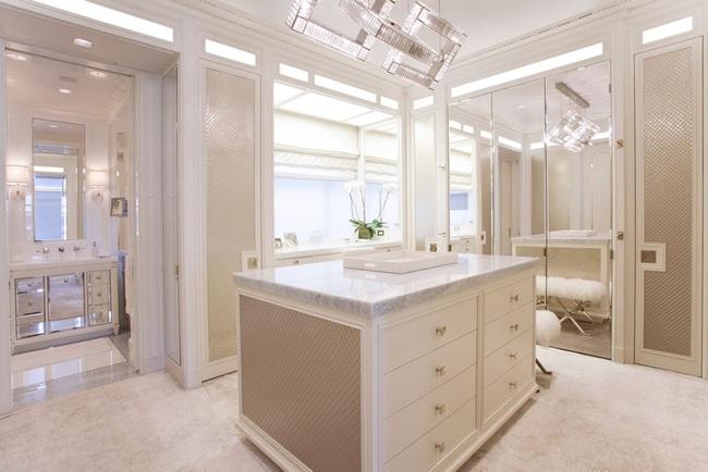 Tham khảo nhanh vài gợi ý để căn phòng thay đồ của bạn thêm hoàn mỹ - Ảnh 1.