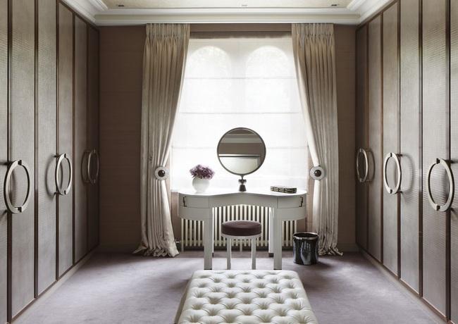 Tham khảo nhanh vài gợi ý để căn phòng thay đồ của bạn thêm hoàn mỹ - Ảnh 2.