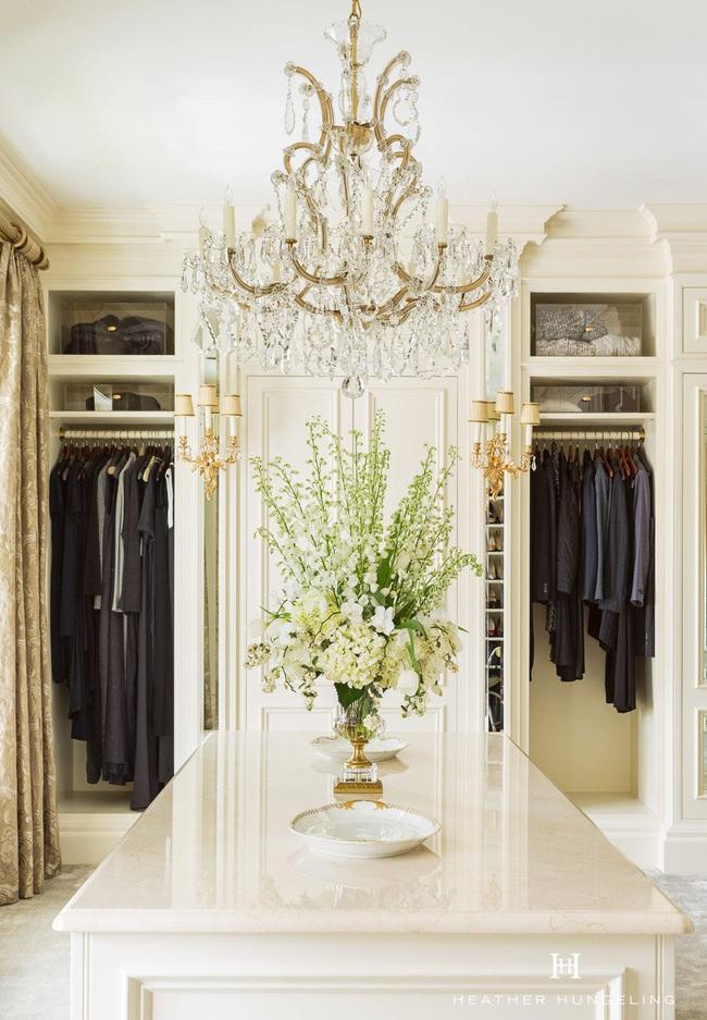 Tham khảo nhanh vài gợi ý để căn phòng thay đồ của bạn thêm hoàn mỹ - Ảnh 7.