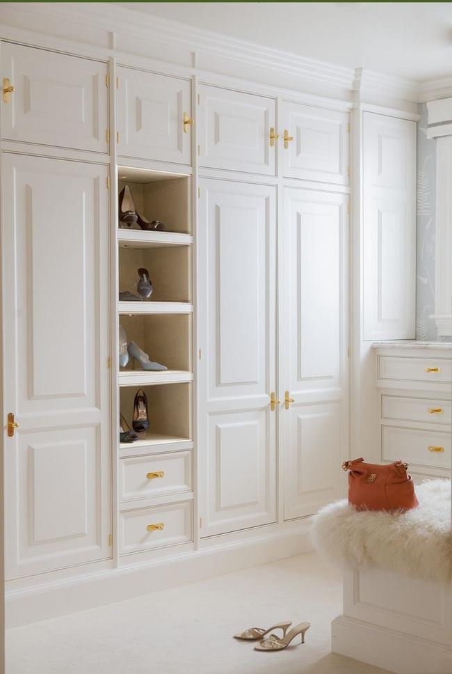 Tham khảo nhanh vài gợi ý để căn phòng thay đồ của bạn thêm hoàn mỹ - Ảnh 9.