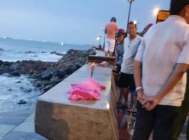 Hé lộ danh tính người cha nghi vứt hai con ruột tử vong ở Vũng Tàu - Ảnh 1.