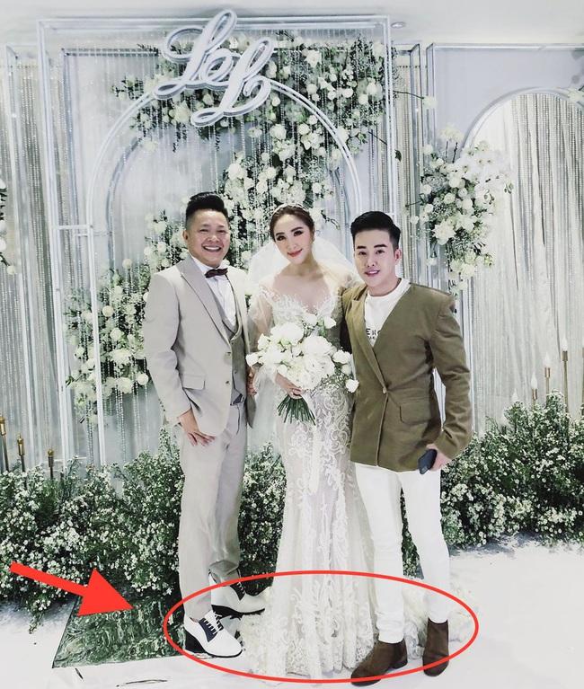 Điểm khác biệt khi chụp ảnh cùng với khách mời trong đám cưới Bảo Thy  - Ảnh 1.