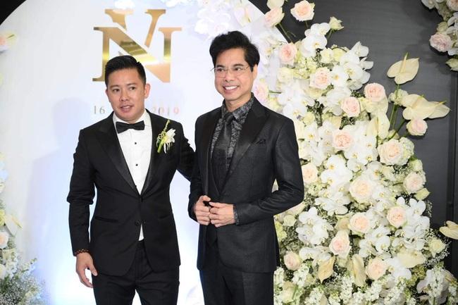 Cưới cùng thời điểm với Bảo Thy, hôn lễ của Giang Hồng Ngọc cũng hoành tráng không kém với dàn khách mời đình đám - Ảnh 8.