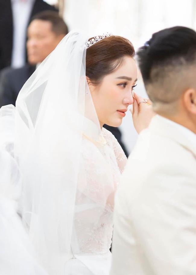 Trước giờ tổ chức đám cưới, cô dâu Bảo Thy bực mình: Tôi không có nhu cầu drama hay so sánh với bất kì ai - Ảnh 2.