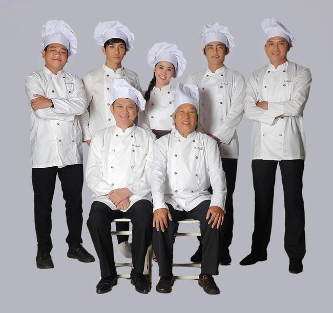 """Tạo hình phim """"Vua bánh mì"""": Khải Duy - Cao Minh Đạt xuất hiện điển trai, lại làm chồng Nhật Kim Anh  - Ảnh 6."""