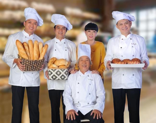 """Tạo hình phim """"Vua bánh mì"""": Khải Duy - Cao Minh Đạt xuất hiện điển trai, lại làm chồng Nhật Kim Anh  - Ảnh 7."""