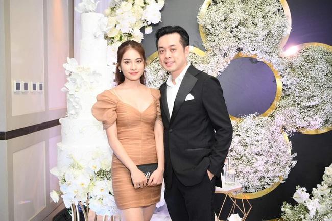 Cưới cùng thời điểm với Bảo Thy, hôn lễ của Giang Hồng Ngọc cũng hoành tráng không kém với dàn khách mời đình đám - Ảnh 9.