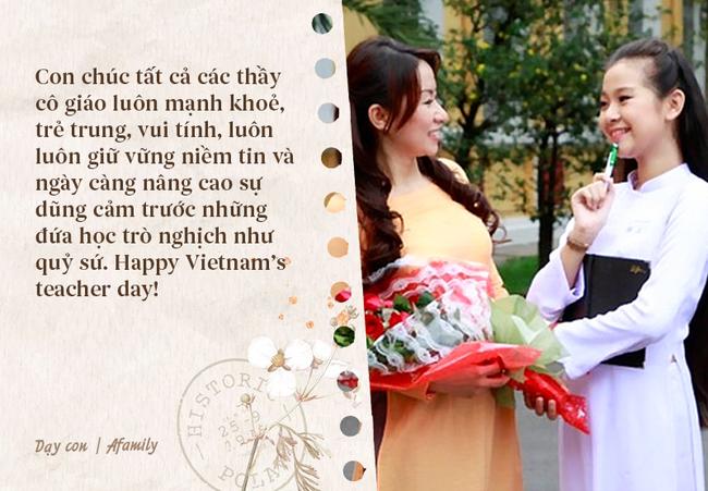 Nhân ngày nhà giáo Việt Nam, bố mẹ cùng con bỏ túi 10 câu chúc vừa ý nghĩa, vừa ấm áp tràn ngập tình thầy trò - Ảnh 6.